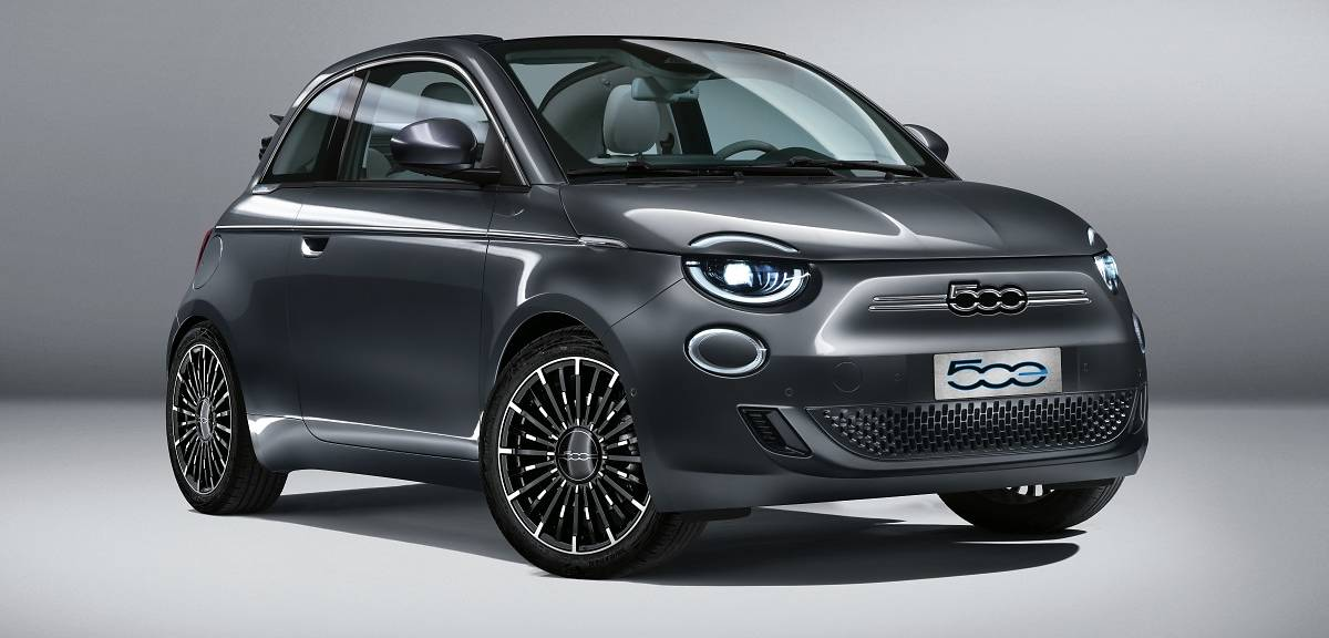 Fiat 500e. Nowy i elektryczny