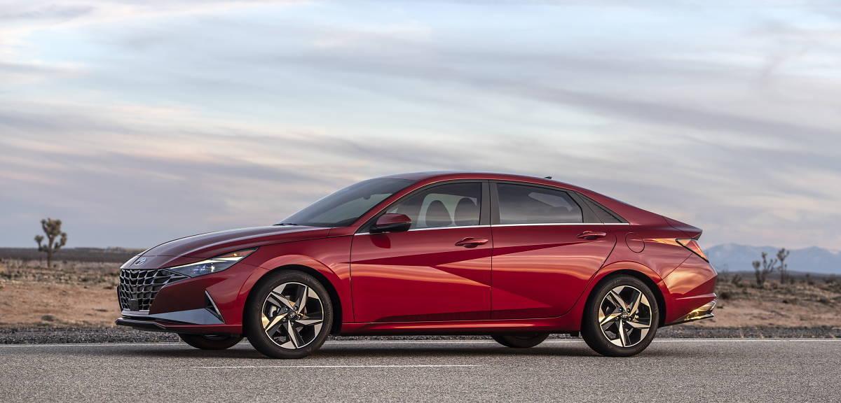 Hyundai Elantra nowej generacji