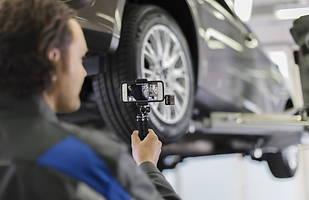 Wirtualny serwis samochodów Forda