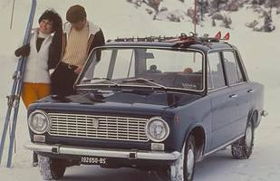 Jubileusz Fiata 124. Dzięki niemu powstała Łada