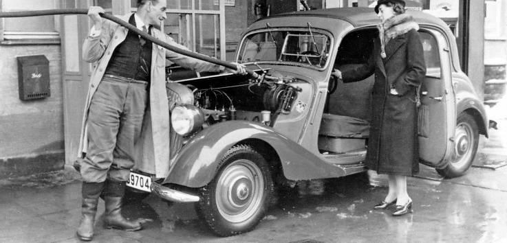 Historia benzyny zaczyna się w Niemczech?