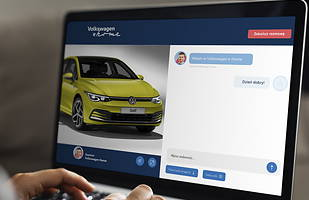 Volkswagen e-Home. Auto bez wychodzenia z domu