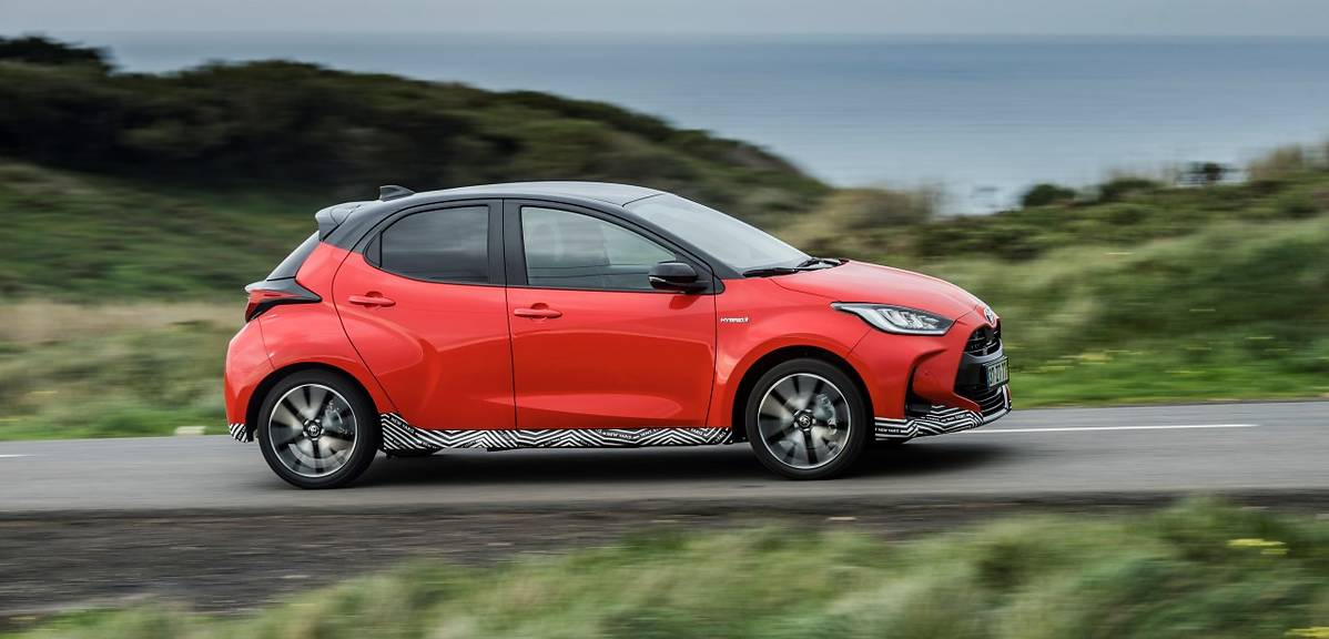Toyota Yaris IV. Polskie ceny