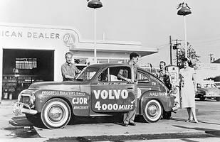 Volvo PV444 i jego kampania reklamowa w USA