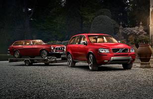 Volvo XC90 i Volvo 1800 ES