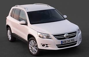 Volkswagen Tiguan I generacji