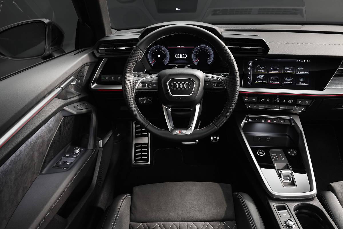 Audi A3 sedan. Nowość