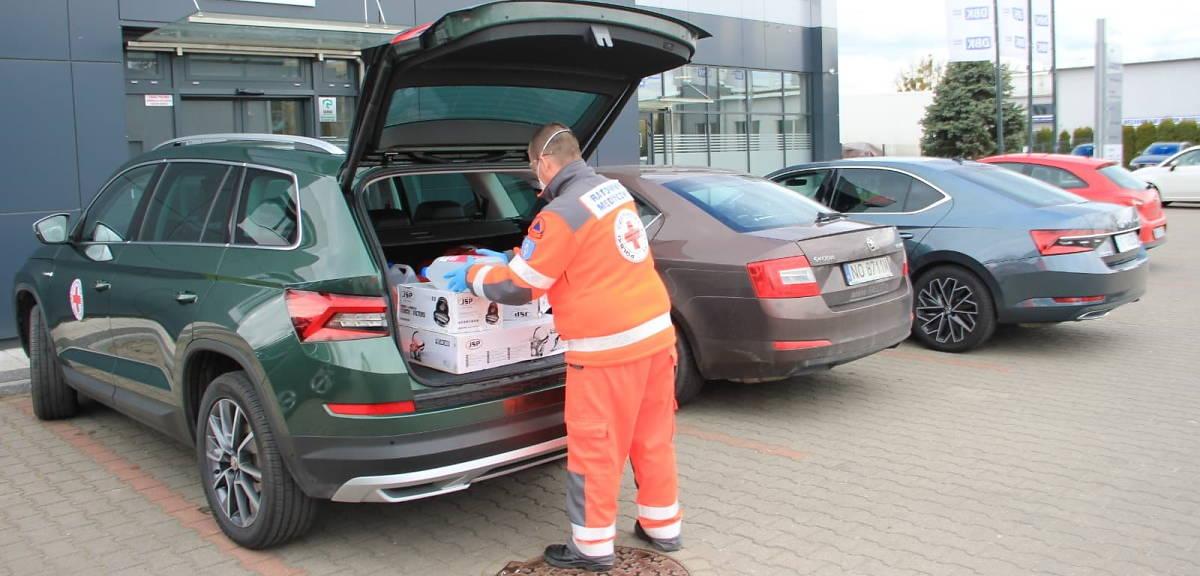 Volkswagen Group walczy z pandemią koronawirusa