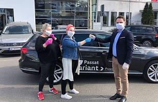 VW pomaga w walce z koronawirusem