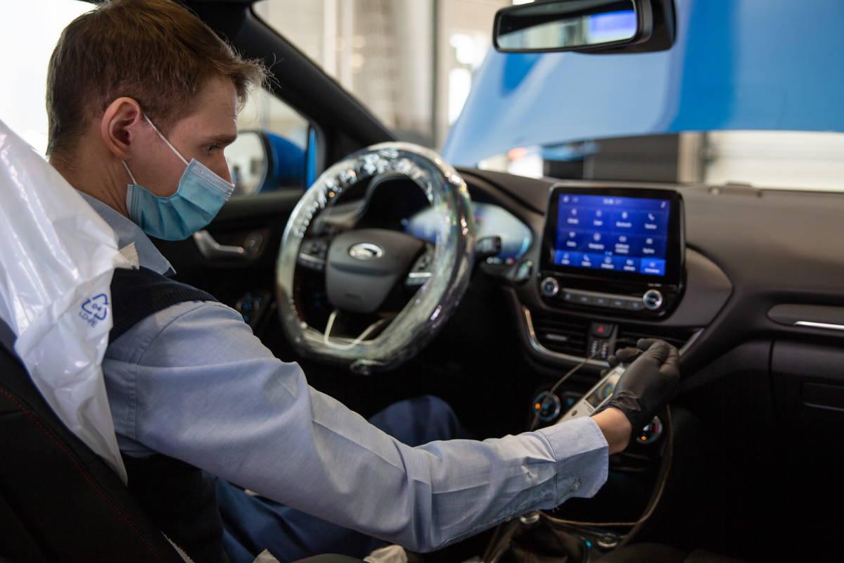 Akcja Klimatyzacja Dezynfekcja Pro Forda