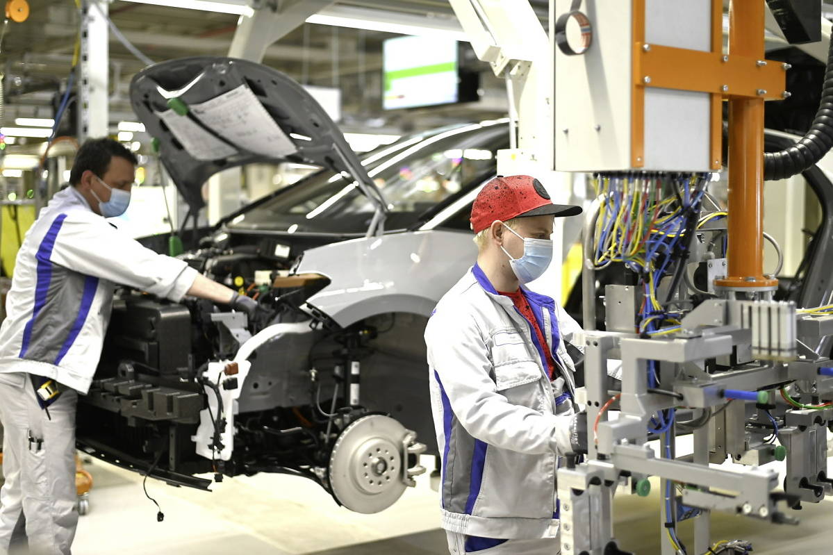 Volkswagen wznowił produkcję modelu ID.3