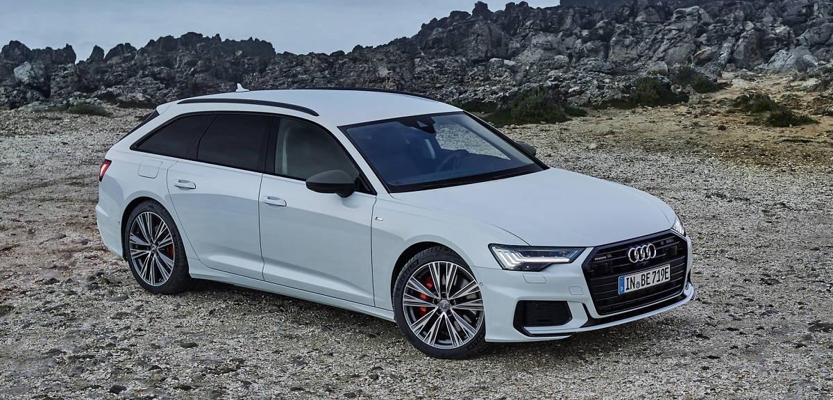 Audi A6 Avant. Nowa hybryda plug-in