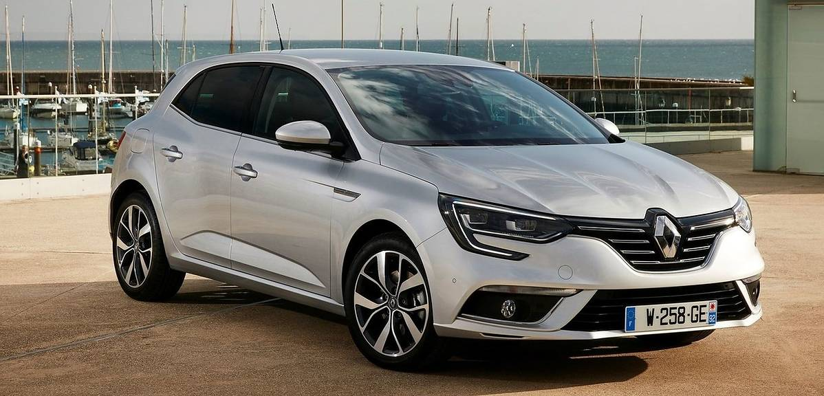 To koniec Renault Megane?