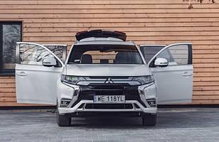 Odświeżony Mitsubishi Outlander PHEV już w Polsce