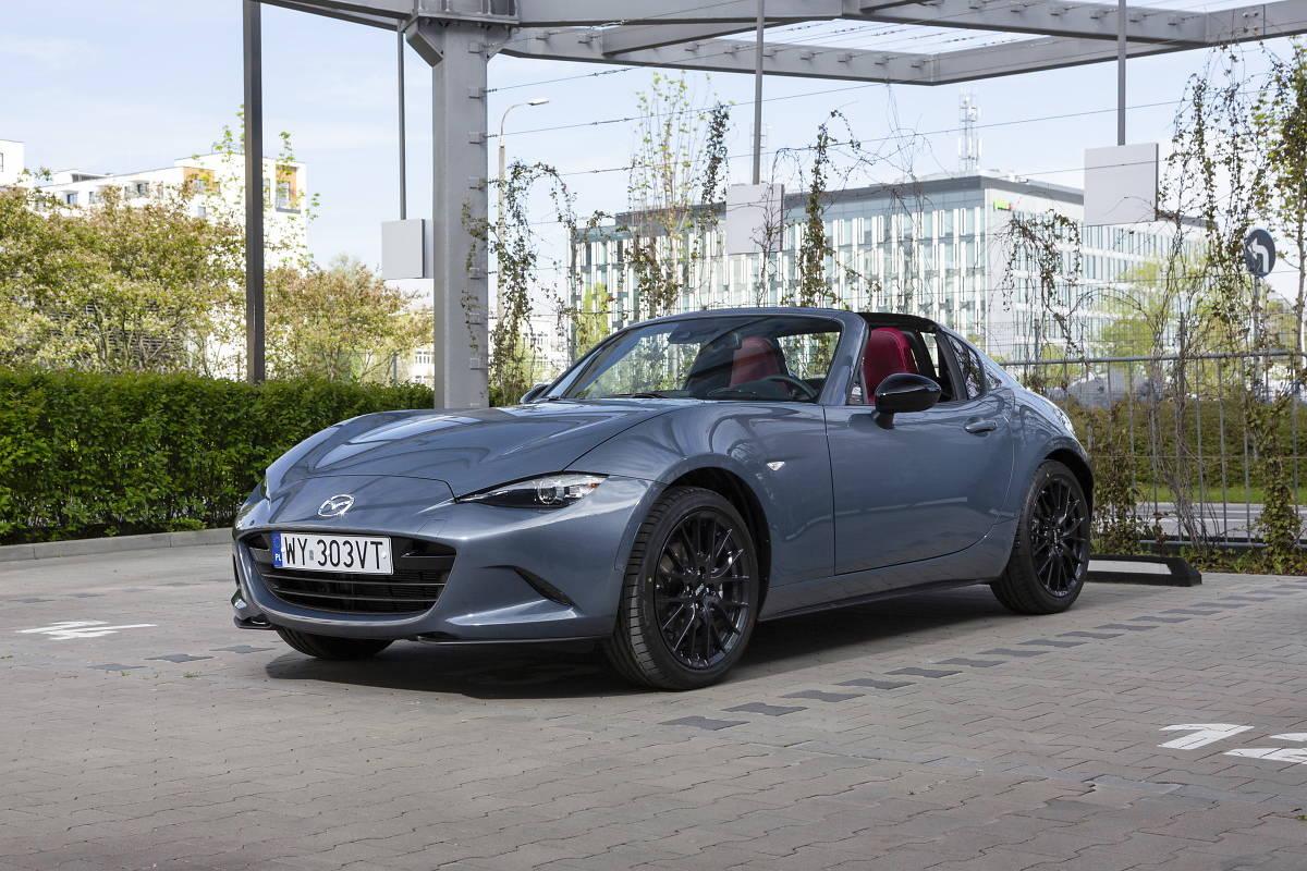 """Mazda MX-5 """"100"""" w Polsce. Ceny"""