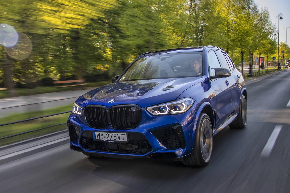 BMW X5 M i BMW X6 M. Polskie ceny