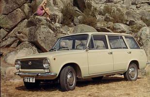 Nie Łada, nawet nie Fiat, ale... Seat 124