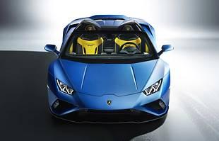 Lamborghini Huracan Evo RWD Spider