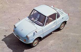 Mazda R360 Coupe z roku 1960
