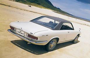 Mazda R130 Luce z roku 1969