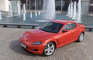 Mazda RX-8 z roku 2003