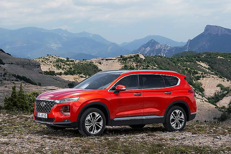 Hyundai Santa Fe ma już 20 lat