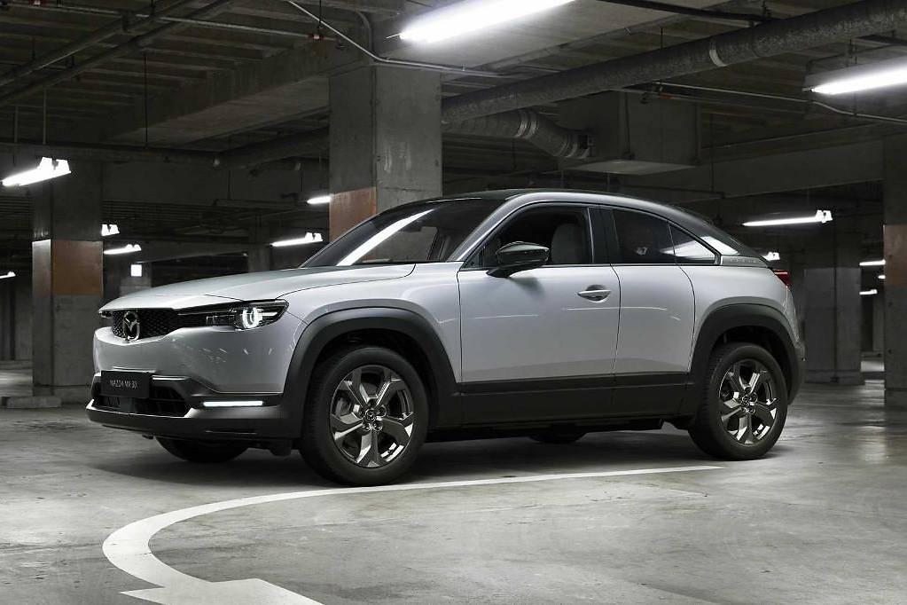 Mazda MX-30 już w produkcji!