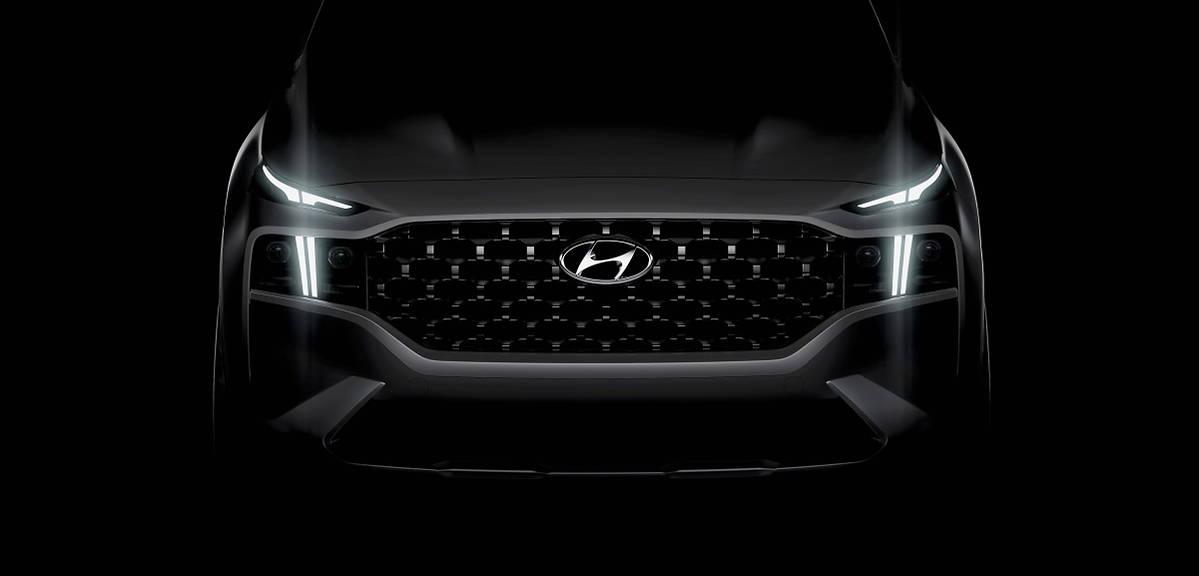 Hyundai Santa Fe nowej generacji