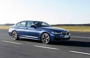 Nowe BMW serii 5