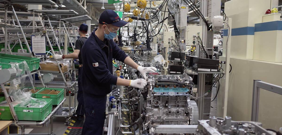 Ruszyła produkcja nowych silników Toyoty. W Polsce!