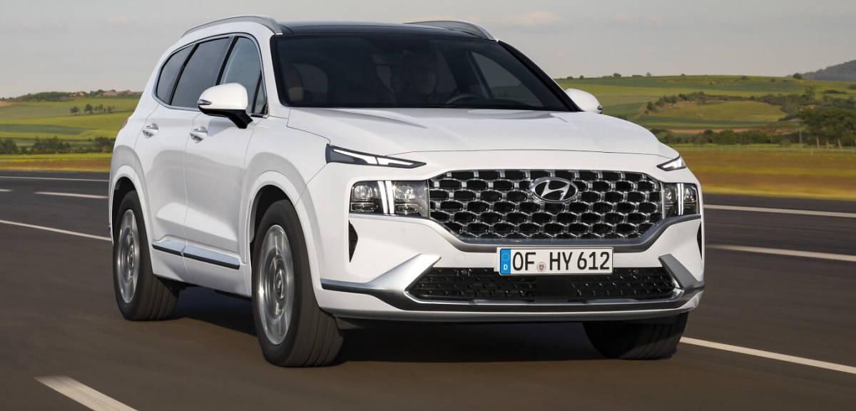 Nowy Hyundai Santa Fe zaprezentowany