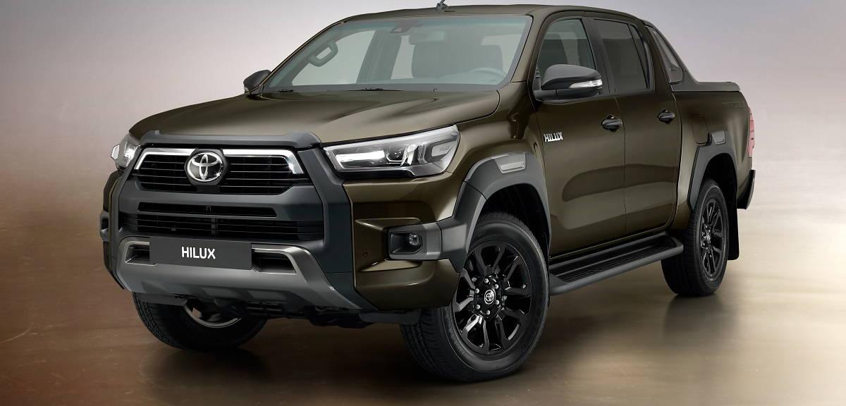 Toyota Hilux po modernizacji