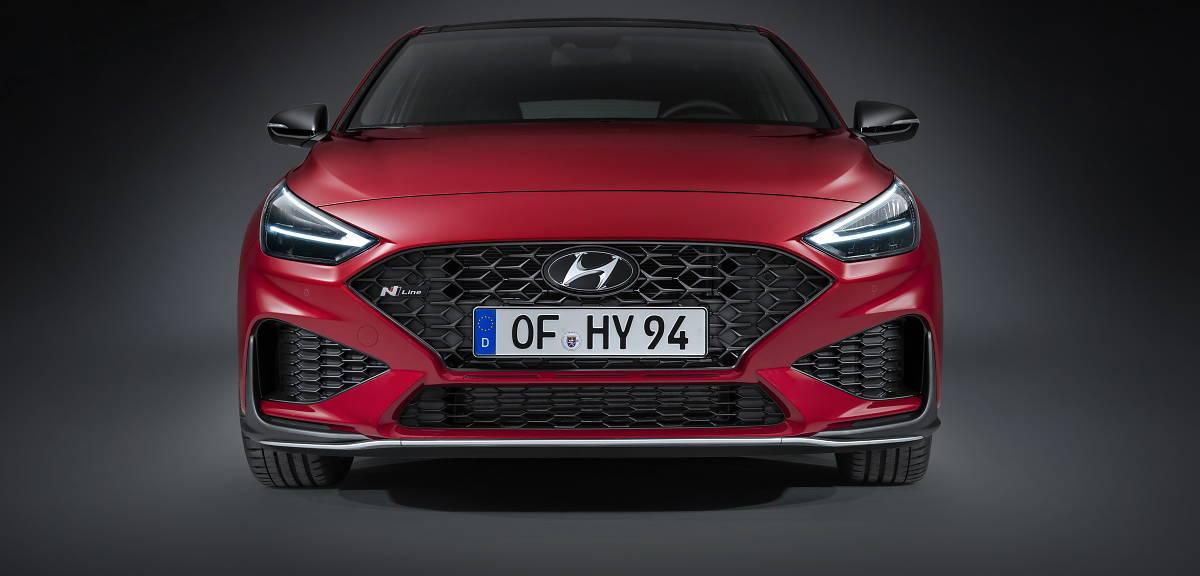 Hyundai i30 N Line po liftingu. Polskie ceny