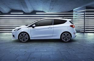 Forda Fiesta jako miękka hybryda