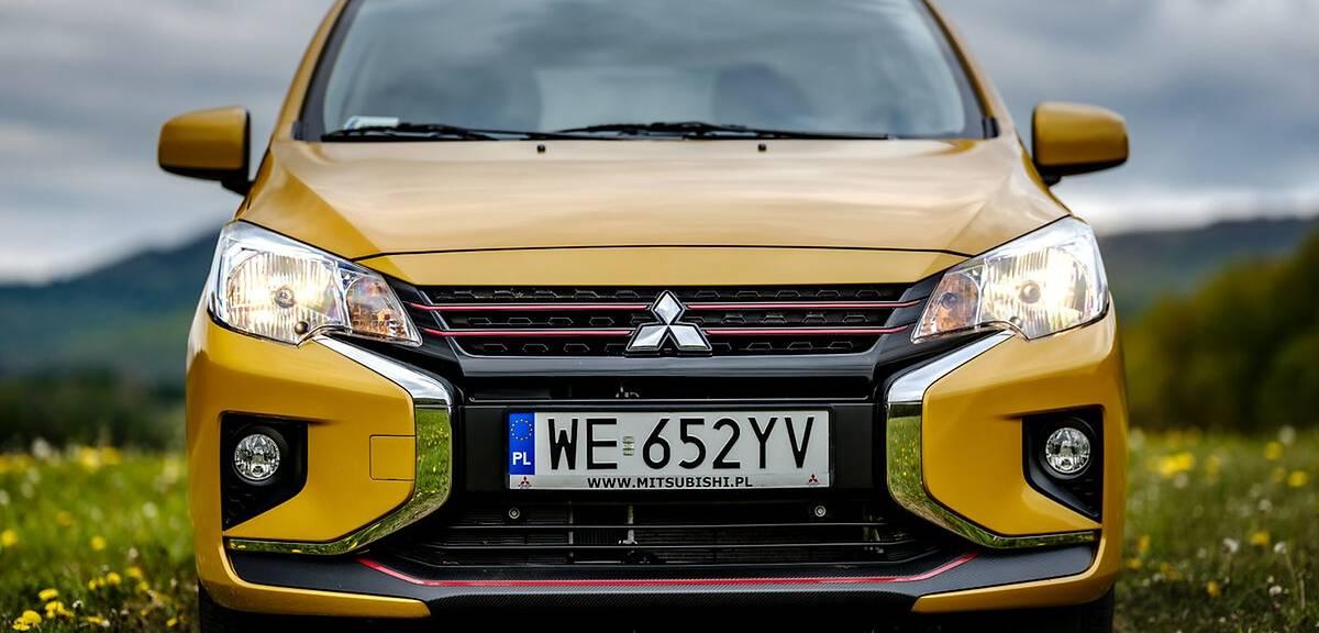 Mitsubishi Space Star po liftingu już w Polsce