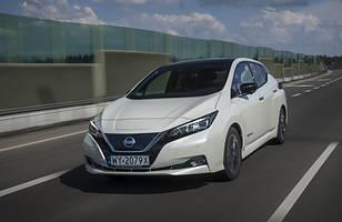 Nissan Leaf najchętniej kupowanym autem na prąd