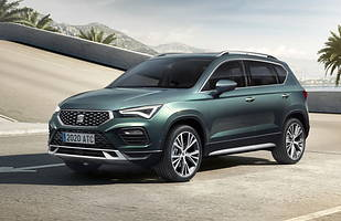 Seat Ateca po liftingu