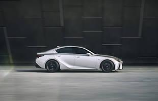 Lexus IS po liftingu