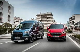 Ford Tourneo i Transit do zadań specjalnych