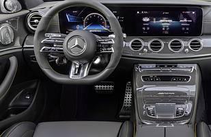Mercedes-AMG E 63 4MATIC+ po liftingu