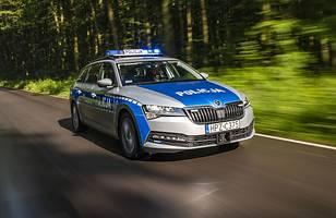 Nowa broń policji: uwaga na Superby Kombi....