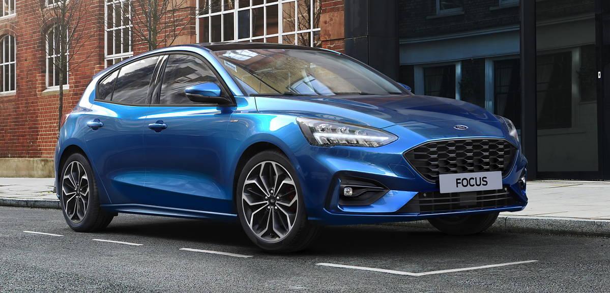 Ford Focus z nowym napędem mikrohybrydowym
