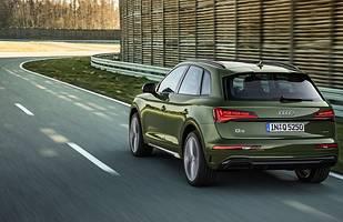 Audi Q5 po liftingu