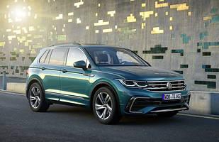 Volkswagen Tiguan po liftingu