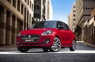 Suzuki Swift po liftingu