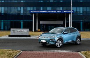 Hyundai Kona Electric z większym zasięgiem