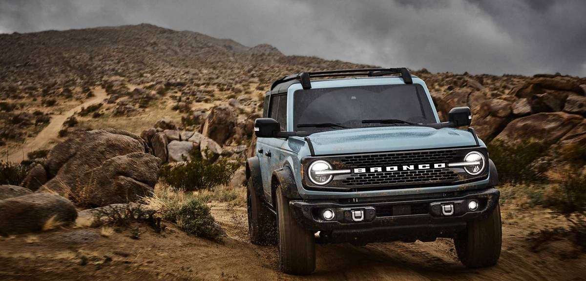 Ford Bronco. Legenda powraca