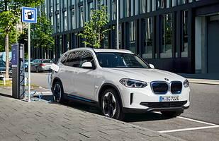 BMW iX3. Pierwszy SUV na prąd