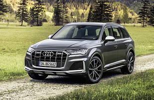 Audi SQ7 i SQ8 z silnikiem TFSI!