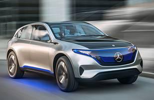 Elektryczna ofensywa Mercedesa
